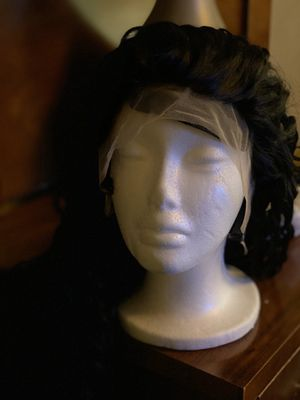Natural or loose wave human hair wig for Sale in Brooklyn, NY