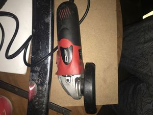 Tool Shop angle grinder, Tool Shop jigsaw, Tool Shop hammer drill for Sale in Norton, OH
