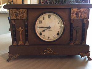 Antique Sessions Mantle Clock for Sale in Vancouver, WA