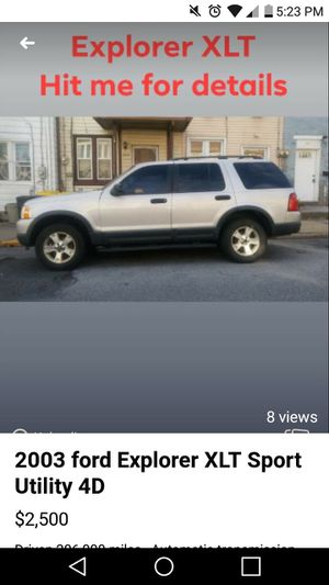 2003 Ford Explorer for Sale in Middletown, PA