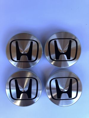 Honda wheel center caps 69mm for Sale in San Diego, CA