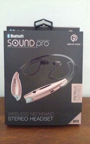 Bluetooth Wireless Headset for Sale in Arnold, MO