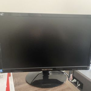 Sceptre 21 Inch Monitors (2) for Sale in West Columbia, SC