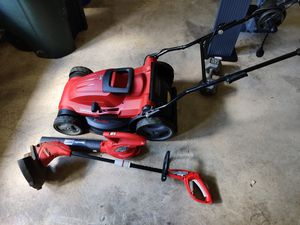 Electric lawn mower for Sale in Silver Spring, MD