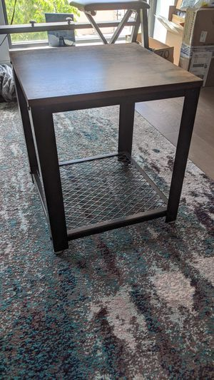 Vintage end tables for sale (2 total) for Sale in Queens, NY