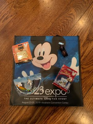 DISNEY - D23 EXPO PINS SET for Sale in San Jose, CA