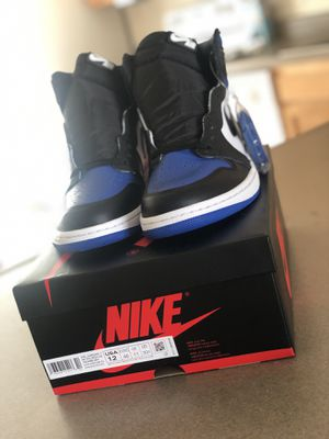 Air Jordan 1 Retro High Royal Toe *Brand New* for Sale in San Marcos, TX