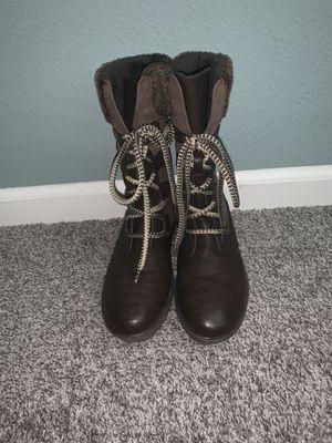 Like New Patrizia brown boots for Sale in Sacramento, CA