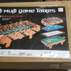 4 In 1 Table Game for Sale in San Diego, CA