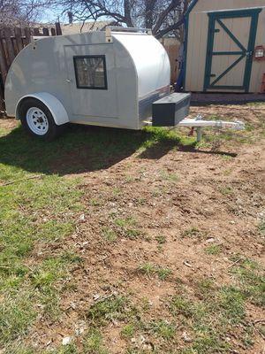 Tear drop trailer TEARDROP. for Sale in Pine, AZ