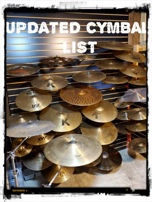 Cymbals Available in Lakewood for Sale in Tacoma, WA