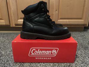 Coleman Socket Work Boots for Sale in Murrieta, CA