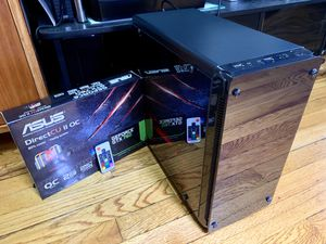 Gaming Office PC (intel core i5/8gb/nvidia gtx 760/240gb ssd) for Sale, used for sale  Queens, NY