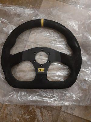OMP Racing Steering Wheel for Sale in Chandler, IN