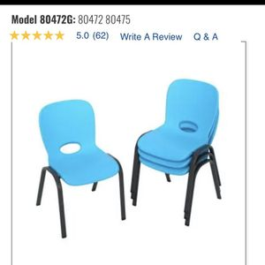 Lifetime Children's Chair for Sale in Fontana, CA