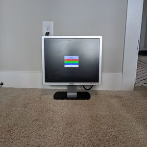 Dell Computer Monitor for Sale in Charlotte, NC