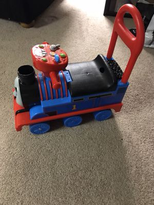 Thomas the train toddler ride on scoot toy for Sale in Baltimore, MD