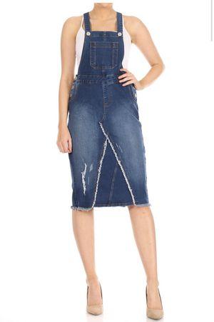 Overall Denim Dress for Sale in Phoenix, AZ