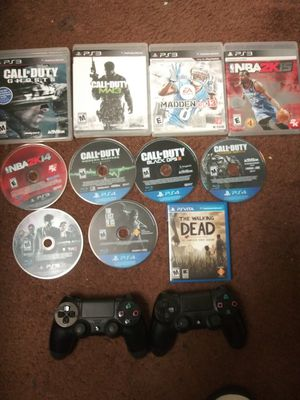 PS3/PS4 Games and Accessories for Sale in Decatur, GA