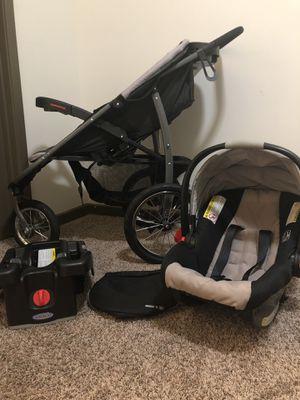 Baby stroller and car seat set for Sale in Atlanta, GA