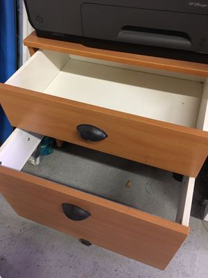 Printer stand/file cabinet for Sale in Long Beach, CA