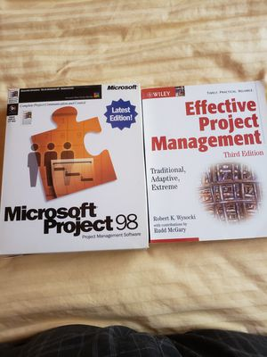Microsoft Project Software New for Sale in Burbank, CA