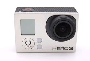 GOPRO Hero 3 Black Edition 4K 12mb for Sale in Harrisburg, PA