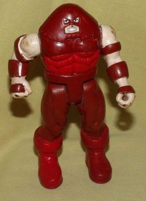 1991 X-Men Action Figure Juggernaut ( Power Punch) Pre-Owned for Sale in Baltimore, MD