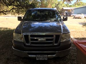 2008 f150 2wd with a 4.6liter v8 220000 miles well maintained oil changes and brakes asking $7000 obo for Sale in Spring Branch, TX