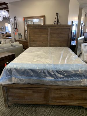 4 PIECE BEDROOM SET ONLY $699 for Sale in Delano, CA