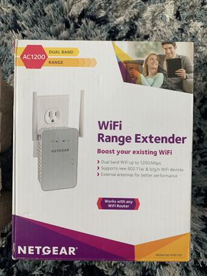 Netgear wifi Range Extender for Sale in Rancho Cordova, CA