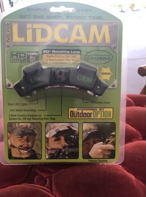 Outdoor camera LIDCAM for Sale in Grafton, OH