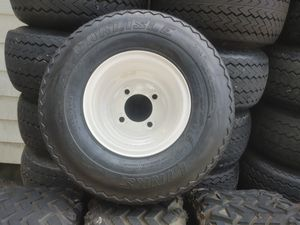 Golf cart Tires $10 Each Great Shape for Sale in Tarpon Springs, FL