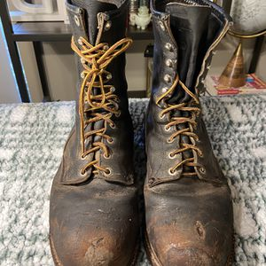 Red Wing Work boots 🥾 Size 10D for Sale in Santee, CA