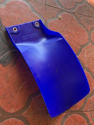 Yamaha YZ WR blue Cycra mud flap for Sale in Pleasant Hill, CA