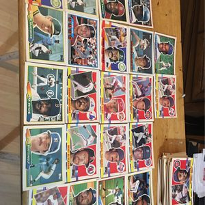 Major League Batting Récord 107 Baseball Cards Topps 1988 for Sale in Norwalk, CA