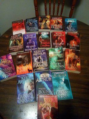 Kerri Arthur books (19) fantasy romance for Sale in Tampa, FL
