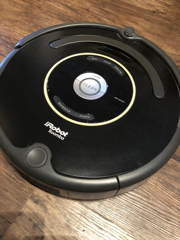 iRobot roomba 650 vacuum cleaning robot for Sale in Los Angeles, CA -  OfferUp