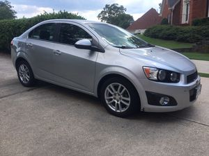 2012 Chevy Sonic for Sale in Suwanee, GA