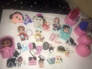 Lol surprise dolls lot of 16! Valued at well over $100 for Sale in Portland, OR