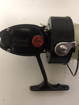 Fishing reel great condition not free make an offer for Sale in Ontario, CA