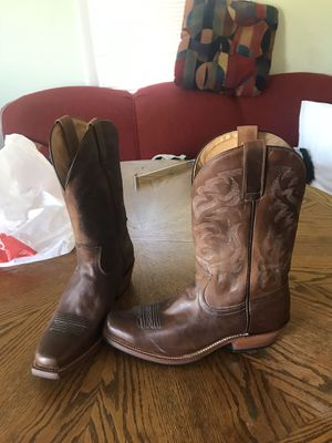 Brand new Cowboy boots 9 1/2 have Have purchase receipt for Sale in Nashville, TN