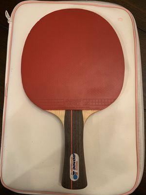 2 Professional Table Tennis Rackets w/case for Sale in Phoenix, AZ