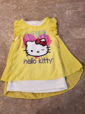 Hello kitty for toddler for Sale in Phoenix, AZ