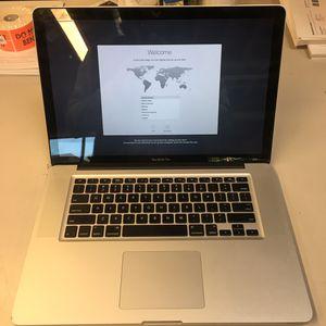 Apple MacBook Pro Laptop Computer 2010 for Sale in Sacramento, CA
