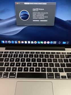 2015 13 Inch Retina MacBook Pro *Excellent Condition* *Adult Owned* for Sale in Portland,  OR