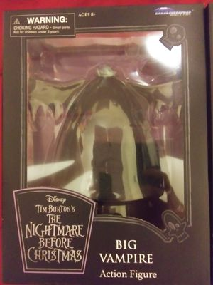 Nightmare before Christmas big vampire action figure collectable for Sale in Phoenix, AZ