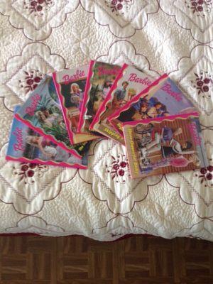 Barbie collection books for Sale in Laton, CA