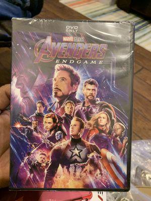 Avengers Endgame DVD new for Sale in Laredo, TX