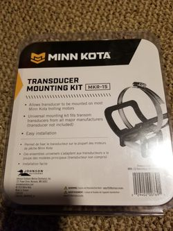 New, Minn Kota transducer mounting kit for Sale in Federal Way,  WA
